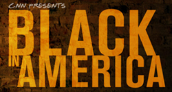 Black In America logo