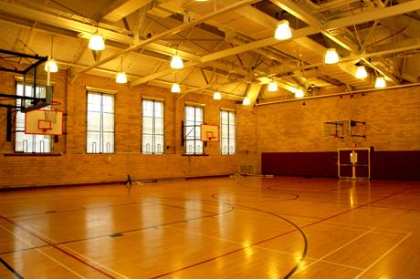 Hemenway Gymnasium