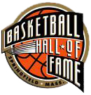 Basketball Hall of Fame logo
