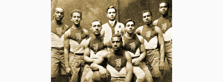 Howard University Varsity Basketball Team, 1910