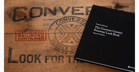 Converse Century Footwear Look Book