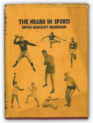 The Negro In Sports, book