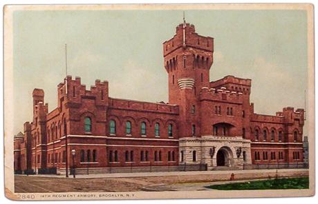 14th Regiment (Park Slope) Armory