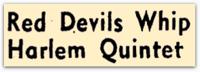 Los Angeles Red Devils headline