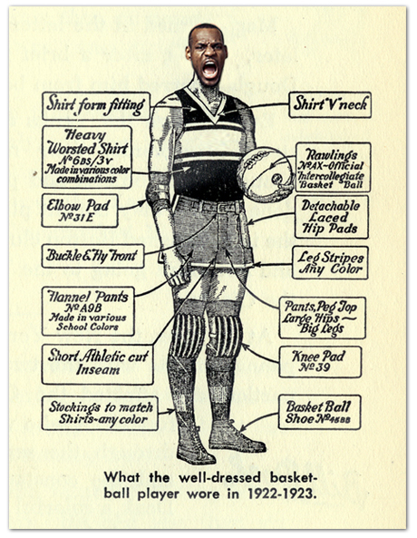 The Well-Dressed Basketball Player, LeBron