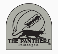 The official logo of the Philadelphia Panthers
