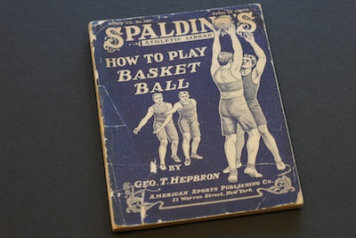 Original Copy, 'How To Play Basketball' (1904)