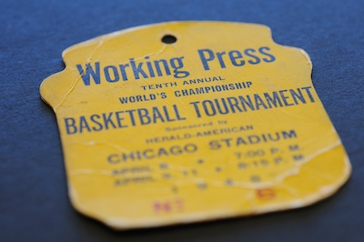 Working Press Badge (1948)