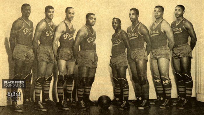 The Dayton Rens, 1948-49