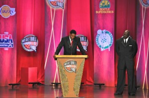 Scottie Pippen's Hall of Fame Acceptance Speech