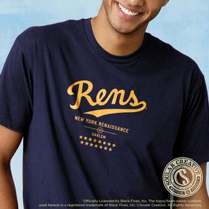 Harlem Rens Tee Shirt by Soular Creative.