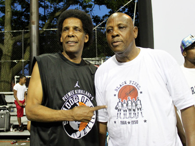 Pee Wee Kirkland and Bob McCullough