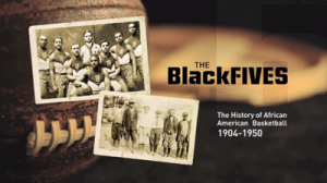 The Black Fives short film still