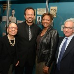 Wonderful Black Fives Exhibition Opening Celebration (PHOTOS)