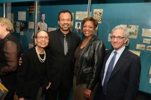 Gail Lumet-Buckley, Claude Johnson. Sharon Lopez and Stephen Edidin