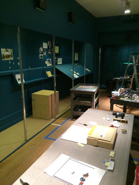 Workshop atmosphere