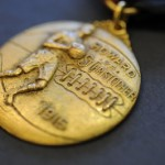 Souvenir Basketball Medallion Is Earliest Known In-Arena Fan Giveaway