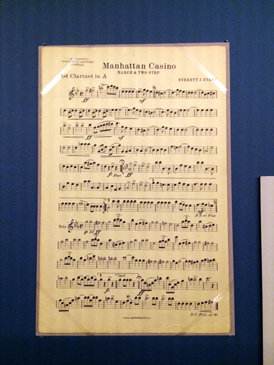Manhattan Casino sheet music