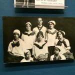The Alpha Physical Culture Club formed a basketball team in 1907, the Alpha Big Five, on which Norman played. He was also the coach and manager of the New York Girls, the sister squad of the Alpha Big Five, which in 1910 became the country's first female all-black independently-run basketball team.