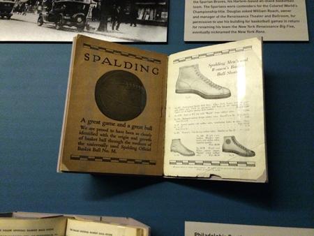 Reach Catalog with footwear