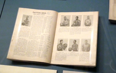 Official National Pro Basketball League Yearbook, 1949