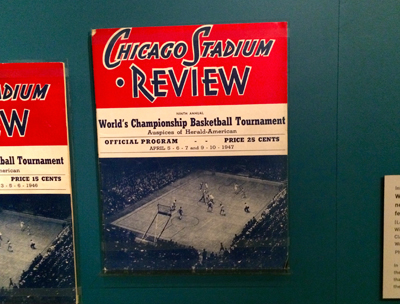 Official Souvenir Program, 9th Annual World's Championship Basketball Tournament, April 5, 6, 7, and 9, 10, 1947 | 1947