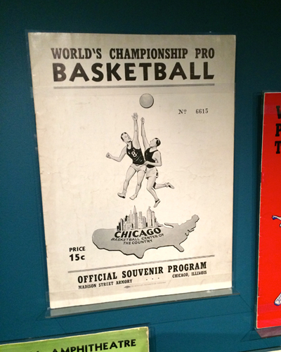 Official Souvenir Program, 2nd Annual World's Championship Pro Basketball, International World's Pro Cage Meet, March 17, 18, 19, 20, 1940 | 1940