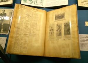 Scrapbook, 1930s-1940s