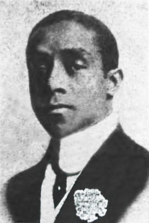 Will Anthony Madden, ca. 1915.