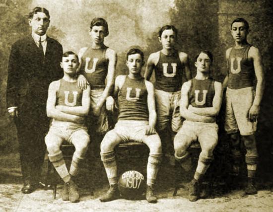 University Settlement, 1907