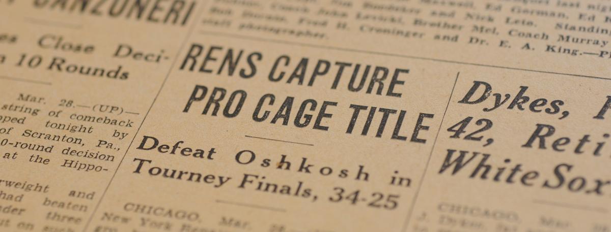Rens Capture Pro Title, headline