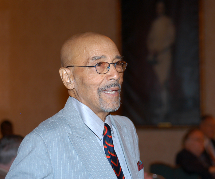 John Isaacs in 1990