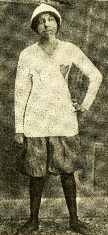 Alice Powell.