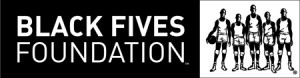 Black Fives Foundation logo