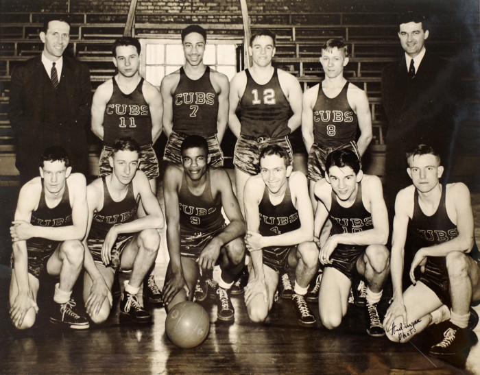 The 1938-39 Franklin (Indiana) High School Cubs basketball team