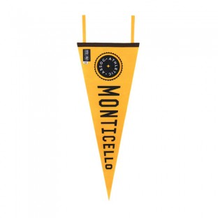 Monticello pennant