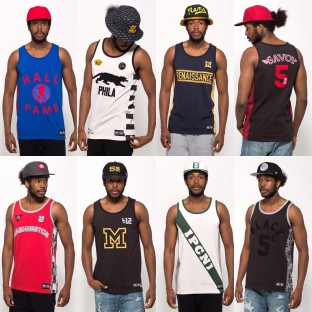 Black Fives Collection team tanks
