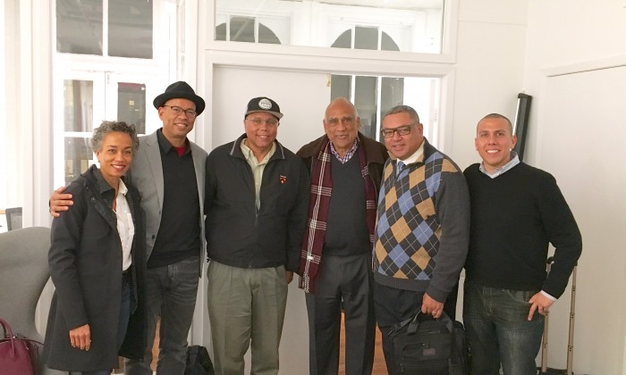 Members of the Black Fives Foundation Board of Directors