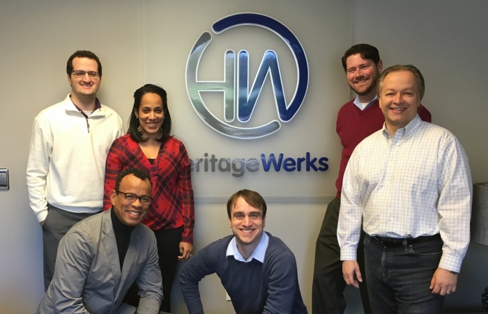 Heritage Werks team