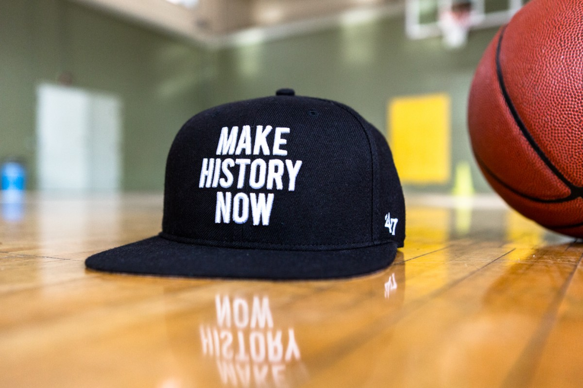 #makehistorynow cap by '47