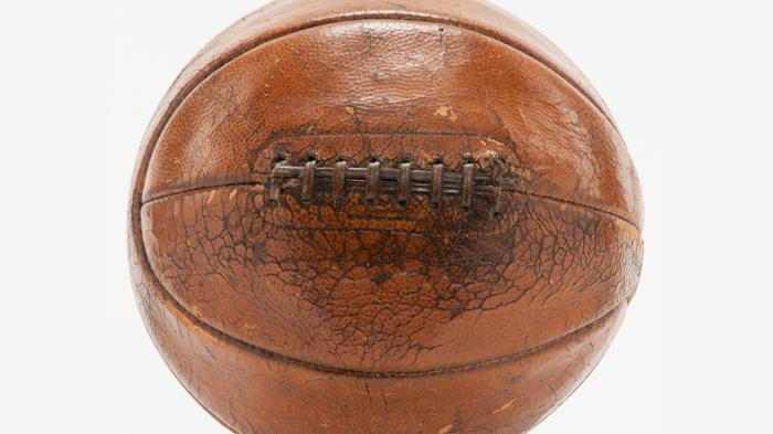 Vintage Basketballs