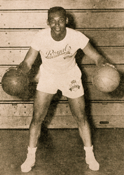 Dolly King, 1946-47 Rochester Royals