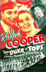 The Duke Is Tops film poster