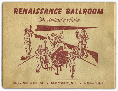 Renaissance Ballroom program